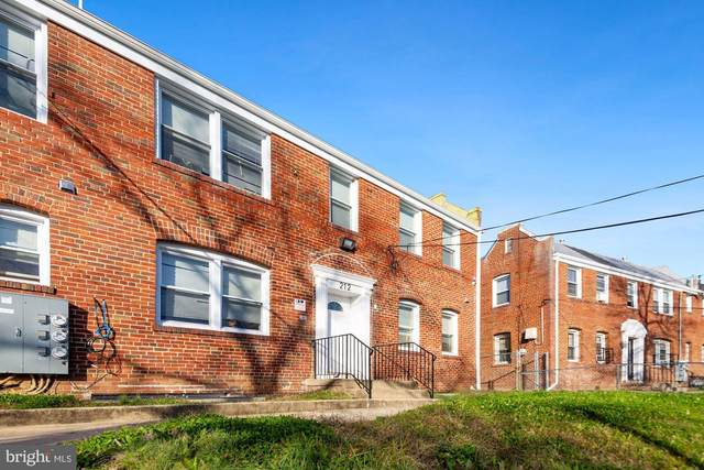 212 Orange Street SE, WASHINGTON, DC 20032 (#DCDC498576) :: A Magnolia Home Team