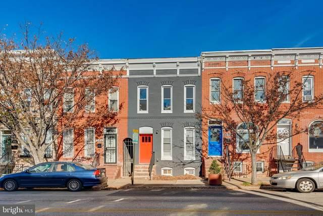 834 Washington Boulevard, BALTIMORE, MD 21230 (#MDBA532780) :: Great Falls Great Homes