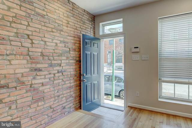 724 S Curley Street, BALTIMORE, MD 21224 (#MDBA532782) :: The Dailey Group