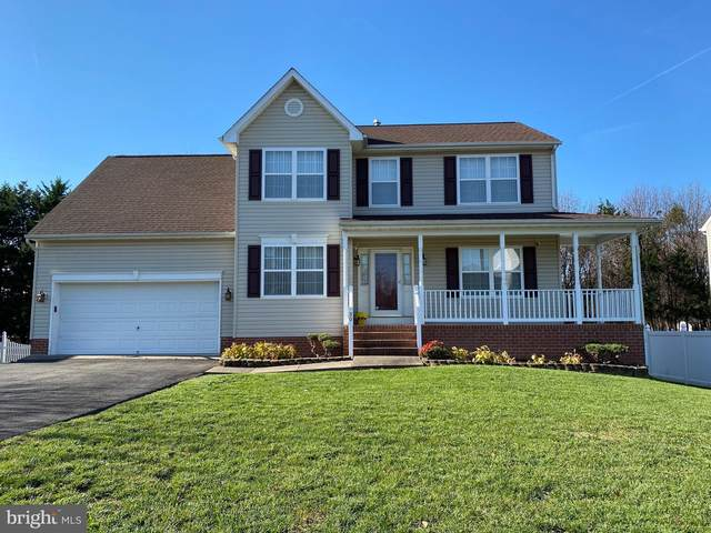 30 Ashcroft Drive, FREDERICKSBURG, VA 22405 (#VAST227588) :: The Sky Group