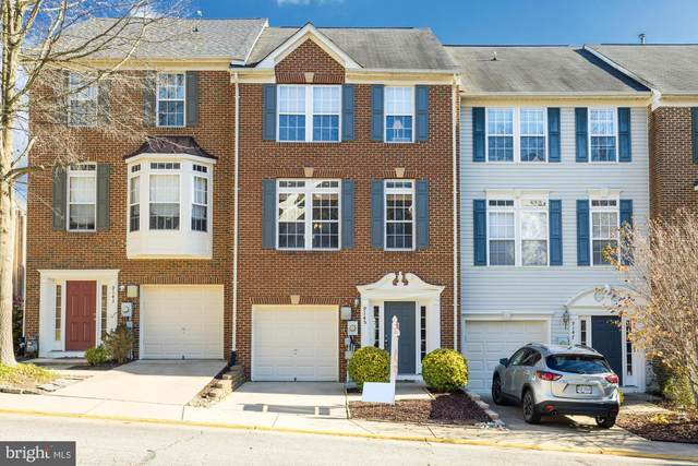 9145 Silvershadow Court, LORTON, VA 22079 (#VAFX1169920) :: The Gus Anthony Team