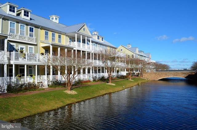 20 Canal Side Mews W Lut-Bi-20, OCEAN CITY, MD 21842 (#MDWO118680) :: The Piano Home Group