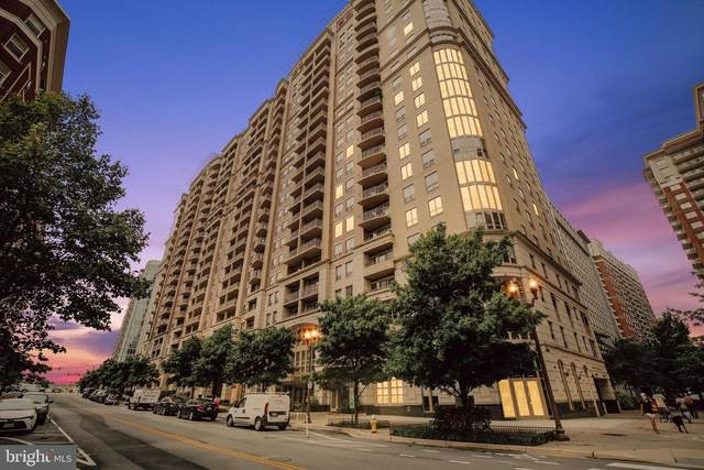 888 N Quincy Street #1904, ARLINGTON, VA 22203 (#VAAR173218) :: The Piano Home Group