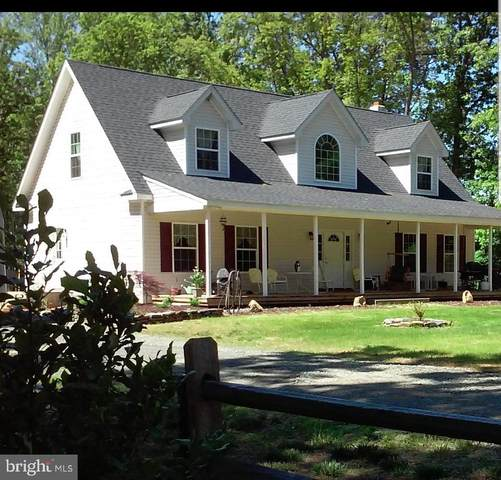 5195 Old Gray Farm Lane, SUMERDUCK, VA 22742 (#VAFQ168310) :: ExecuHome Realty