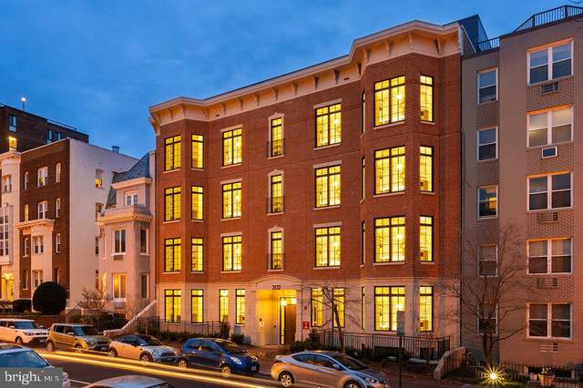 2122 N Street NW #7, WASHINGTON, DC 20037 (#DCDC498604) :: The Miller Team