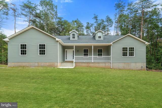 0 Oak Shade, JEFFERSONTON, VA 22724 (#VACU143162) :: RE/MAX Cornerstone Realty