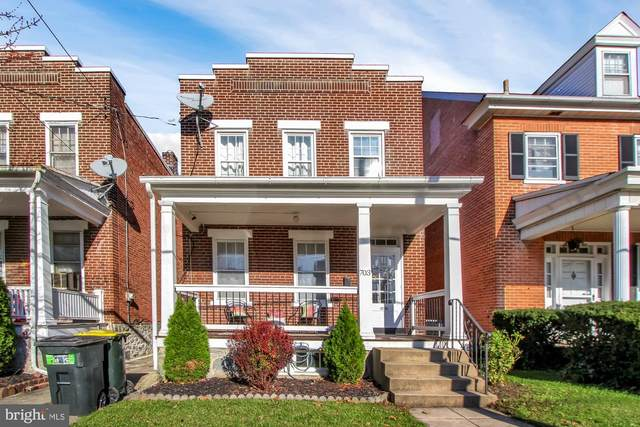 703 N Franklin Street, LANCASTER, PA 17602 (#PALA174280) :: Colgan Real Estate