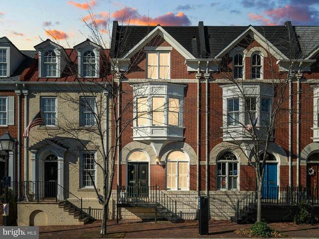 120 N Columbus Street, ALEXANDRIA, VA 22314 (#VAAX253798) :: The Riffle Group of Keller Williams Select Realtors