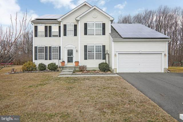 55 Homestead Drive, PEMBERTON, NJ 08068 (#NJBL387522) :: Ramus Realty Group
