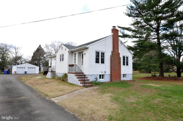 31 Arneys Mount Road, PEMBERTON, NJ 08068 (#NJBL387524) :: Sail Lake Realty