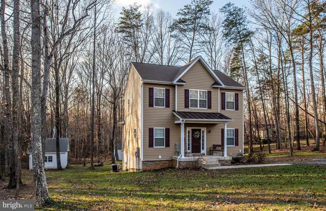12412 Salient Lane, SPOTSYLVANIA, VA 22551 (#VASP227222) :: The Riffle Group of Keller Williams Select Realtors