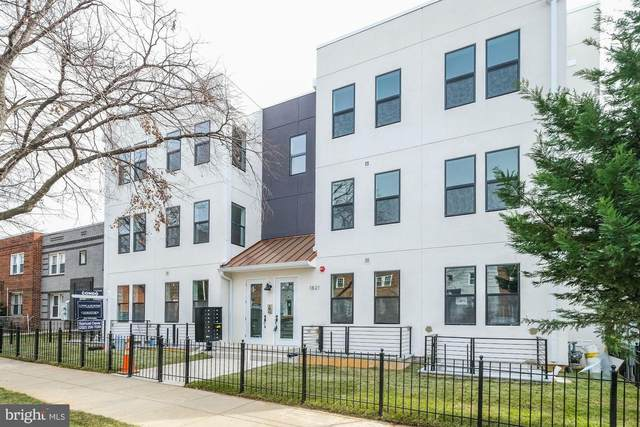 1821 I Street NE #6, WASHINGTON, DC 20002 (#DCDC498624) :: Gail Nyman Group