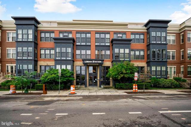 1210 R Street NW #313, WASHINGTON, DC 20009 (#DCDC498626) :: Gail Nyman Group