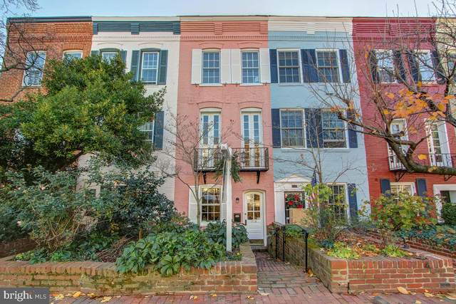 713 A Street NE, WASHINGTON, DC 20002 (#DCDC498630) :: The Bob & Ronna Group