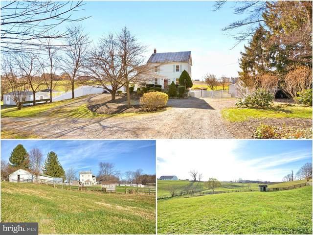 10923 Liberty Road, FREDERICK, MD 21701 (#MDFR274618) :: The Redux Group