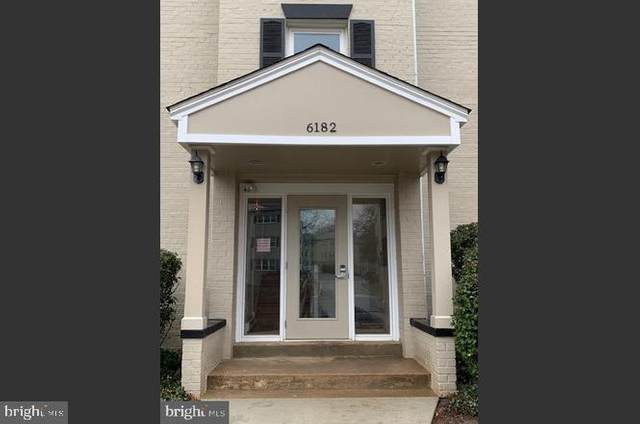 6182 Greenwood Drive #201, FALLS CHURCH, VA 22044 (#VAFX1169964) :: RE/MAX Cornerstone Realty