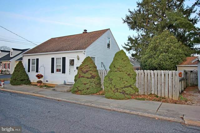 8 N New Street, LITITZ, PA 17543 (#PALA174286) :: The Craig Hartranft Team, Berkshire Hathaway Homesale Realty