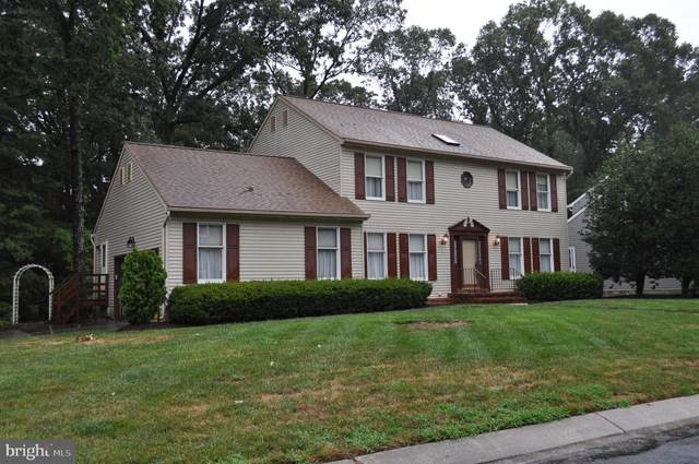 408 Wildberry Court, MILLERSVILLE, MD 21108 (#MDAA453914) :: Corner House Realty