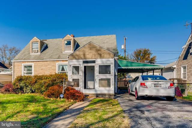 8208 Cornwall Road, BALTIMORE, MD 21222 (#MDBC514124) :: The Riffle Group of Keller Williams Select Realtors