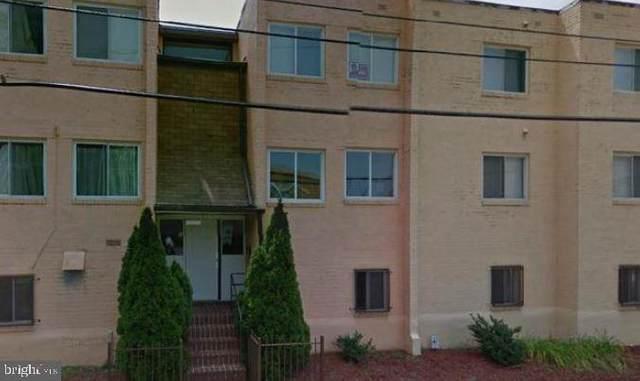 5007 D Street SE #201, WASHINGTON, DC 20019 (#DCDC498642) :: The MD Home Team