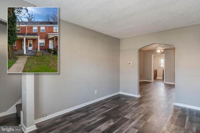 4826 Beaufort Avenue, BALTIMORE, MD 21215 (#MDBA532824) :: Great Falls Great Homes
