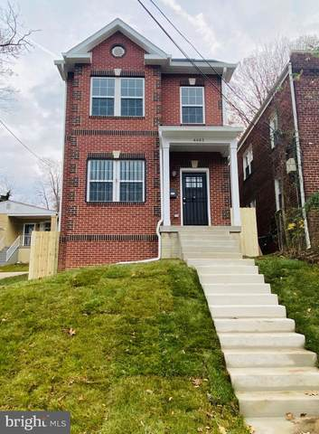 4461 B Street SE, WASHINGTON, DC 20019 (#DCDC498648) :: A Magnolia Home Team