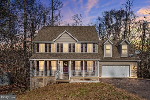 6380 Wheeler Drive, KING GEORGE, VA 22485 (#VAKG120576) :: Advon Group