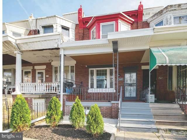 1649 N 62ND Street, PHILADELPHIA, PA 19151 (#PAPH966952) :: RE/MAX Main Line