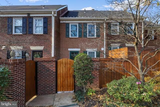 1950 N Cleveland Street #1, ARLINGTON, VA 22201 (#VAAR173224) :: Certificate Homes