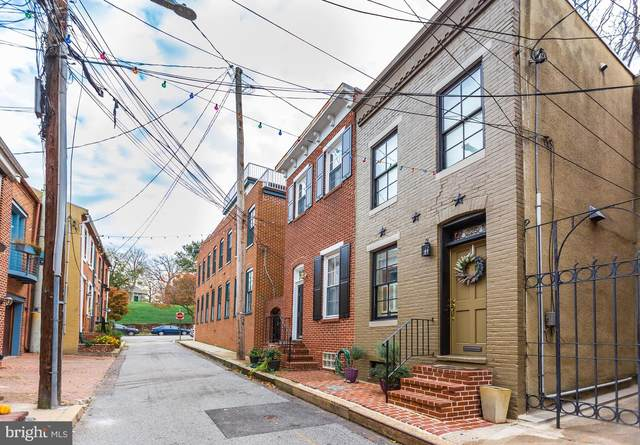 225 E Churchill Street, BALTIMORE, MD 21230 (#MDBA532828) :: Gail Nyman Group