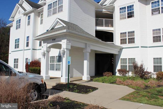 114 Sundown Court 1D, HAGERSTOWN, MD 21740 (#MDWA176488) :: Dart Homes