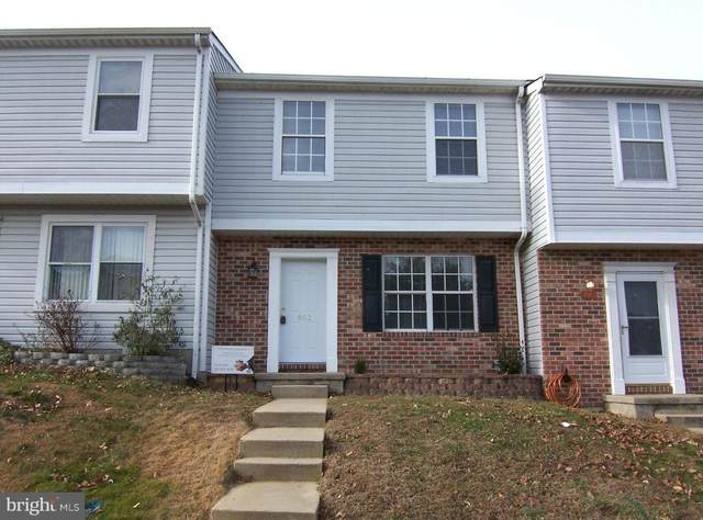 852 Spring Meadow Court, EDGEWOOD, MD 21040 (#MDHR254656) :: Erik Hoferer & Associates
