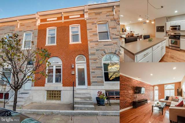 145 S East Avenue, BALTIMORE, MD 21224 (#MDBA532840) :: Better Homes Realty Signature Properties