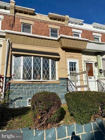 6041 Walton Avenue, PHILADELPHIA, PA 19143 (#PAPH966968) :: Better Homes Realty Signature Properties