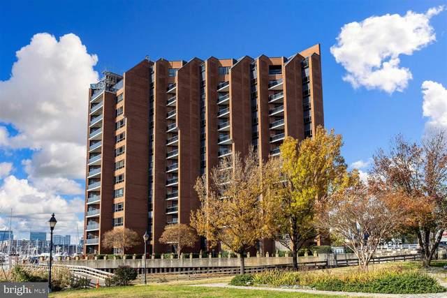 2515 Boston Street #907, BALTIMORE, MD 21224 (#MDBA532844) :: The Riffle Group of Keller Williams Select Realtors