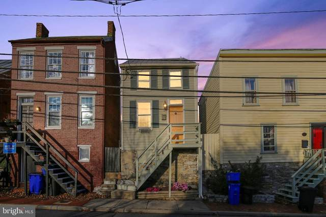 13 S Bentz Street, FREDERICK, MD 21701 (#MDFR274630) :: Crossroad Group of Long & Foster