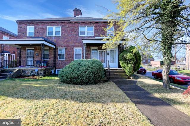3341 Dolfield Avenue, BALTIMORE, MD 21215 (#MDBA532860) :: Ultimate Selling Team