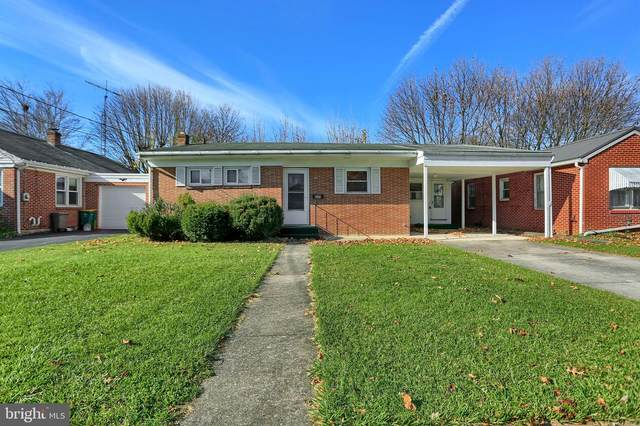 829 Blanchard Avenue, CHAMBERSBURG, PA 17201 (#PAFL176848) :: Great Falls Great Homes