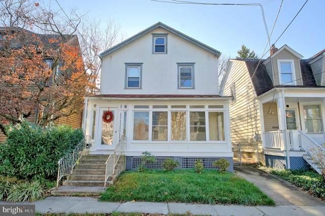 74 Leigh Avenue, PRINCETON, NJ 08542 (#NJME305406) :: The Poliansky Group