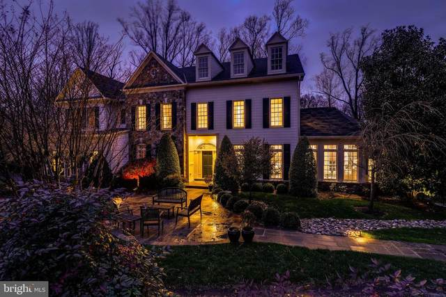 858 Centrillion Drive, MCLEAN, VA 22102 (#VAFX1170022) :: AJ Team Realty