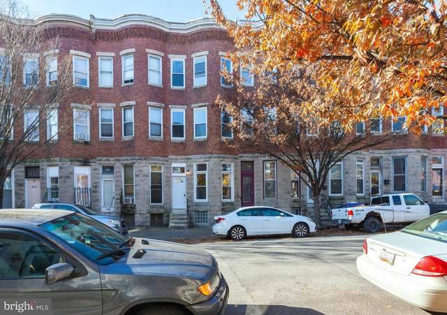 2556 Mcculloh Street, BALTIMORE, MD 21217 (#MDBA532872) :: City Smart Living