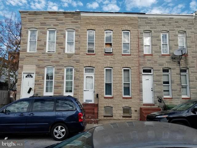 2022 Wilhelm Street, BALTIMORE, MD 21223 (#MDBA532878) :: Ultimate Selling Team