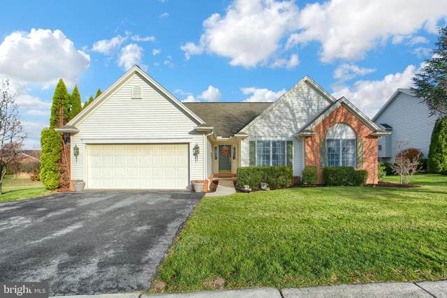 1424 Silver Creek Drive, MECHANICSBURG, PA 17050 (#PACB130354) :: The Joy Daniels Real Estate Group