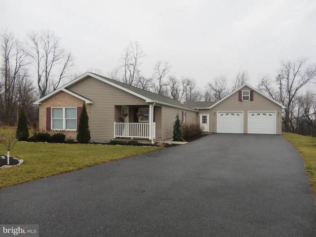 1 Laurie Drive, SHIPPENSBURG, PA 17257 (#PACB130356) :: The Joy Daniels Real Estate Group