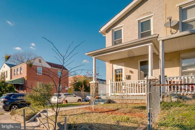 822 W 33RD Street, BALTIMORE, MD 21211 (#MDBA532886) :: AJ Team Realty