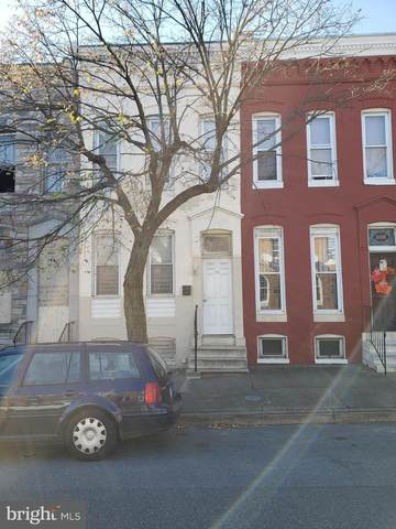 2418 Druid Hill Avenue, BALTIMORE, MD 21217 (#MDBA532888) :: Ultimate Selling Team