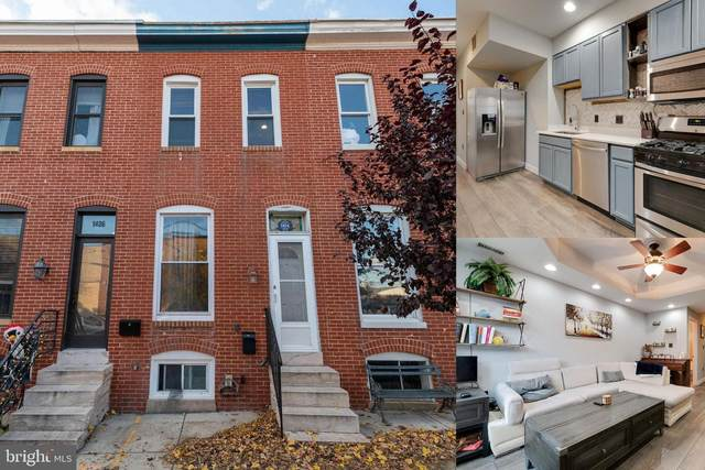 1404 Decatur Street, BALTIMORE, MD 21230 (#MDBA532898) :: The Dailey Group