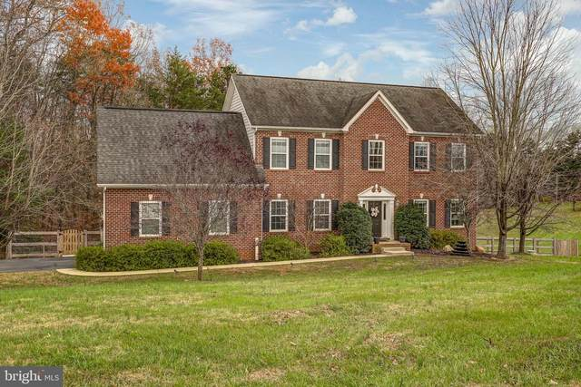 2264 Byrd Mill Road, LOUISA, VA 23093 (#VALA122340) :: Integrity Home Team