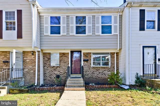 6937 Woodstream Lane, LANHAM, MD 20706 (#MDPG589870) :: Colgan Real Estate
