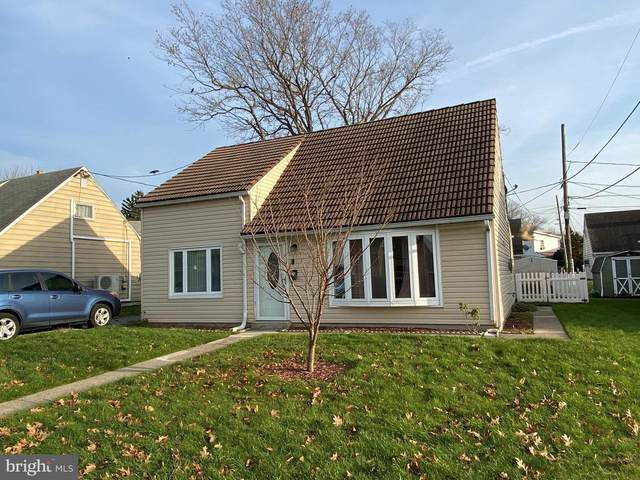 835 Hartman Avenue, TEMPLE, PA 19560 (#PABK370922) :: The Toll Group